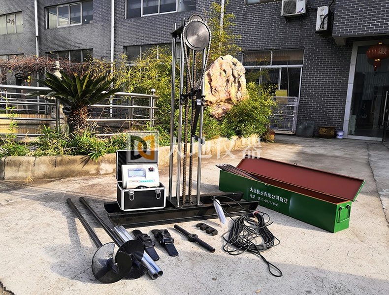 CLD-1静力触探仪